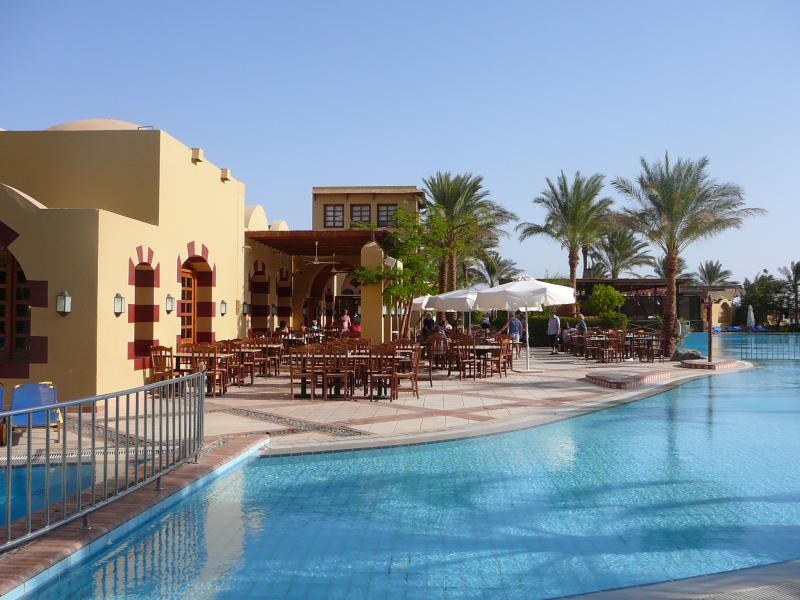 Отель Sol Y Mar Club Makadi 4*