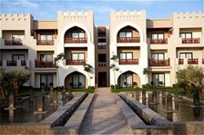 Отель Crowne Plaza Sands Port Ghalib 5*