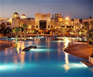 Отель Intercontinental The Palace at Port Ghalib 5*