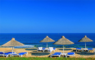 Пляж отеля Aldemar Knossos Royal 5*