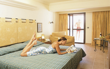 Номер отеля Aldemar Knossos Royal 5*