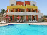 Отель Alkionis Beach Hotel Apartments