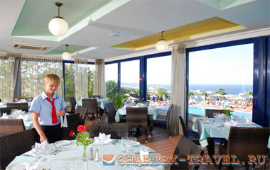Ресторан отеля Belvedere Royal Hotel 4*
