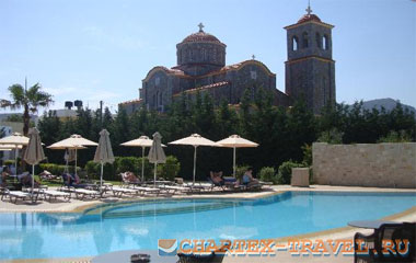 Отель Castello Boutique Resort and Spa 5*