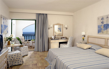 Rooms - Main Building Area отеля Creta Maris 5*