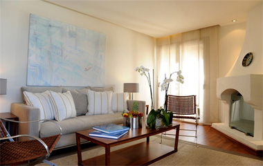 Main Building One Bedroom Suite отеля Creta Maris 5*