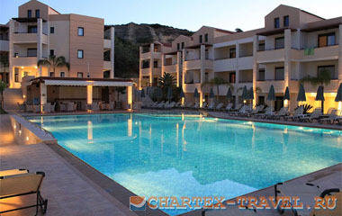 Отель Creta Palm Resort Hotel and Apartments 4*