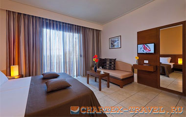 Номер отеля Creta Palm Resort Hotel and Apartments 4*
