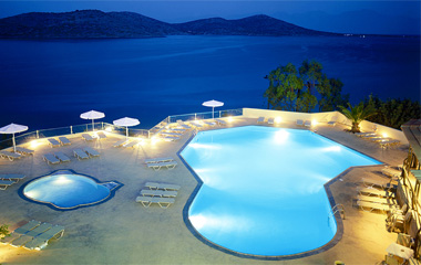 Отель Elounda Blue Bay 3*