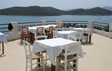 Ресторан отеля Elounda Blue Bay 3*