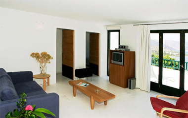 Family Apartment отеля Elounda Blue Bay 3*