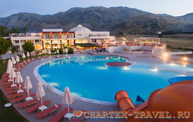 Отель Georgioupolis Resort Hotel 4*