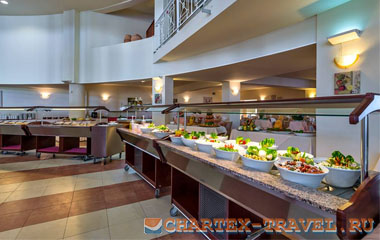 Ресторан отеля Georgioupolis Resort Hotel 4*
