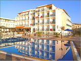 Отель Golden Beach Hotel 3*