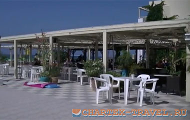 Ресторан отеля Golden Beach Hotel 3*