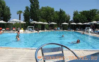 Отель Afandou Beach Resort Hotel 3*