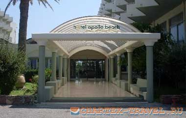Отель Apollo Beach Hotel 4*