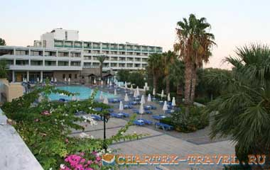 Отель Grecotel Rhodes Royal 4*