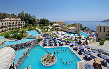 Отель Lindos Royal Village 4*