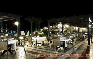 Ресторан отеля Lindos Princess Beach Hotel 4*