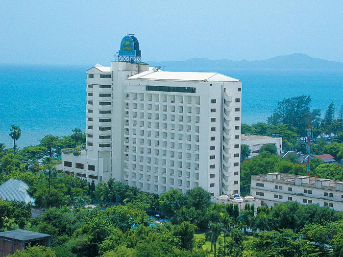 Отель Grand Jomtien Palace (Main Wing) 3*