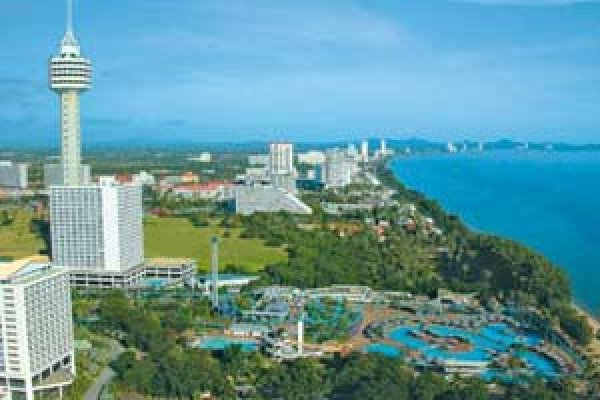 Отель Pattaya Park Beach Resort 3*