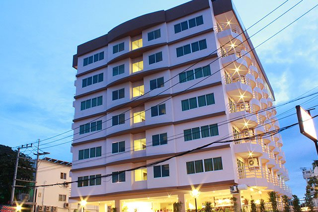 Отель Phu View Talay Resort 3*