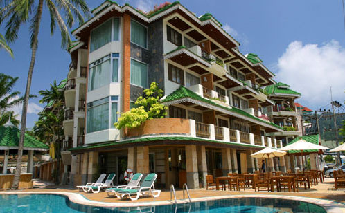 Отель Absolute Sea Pearl Beach Resort 4*