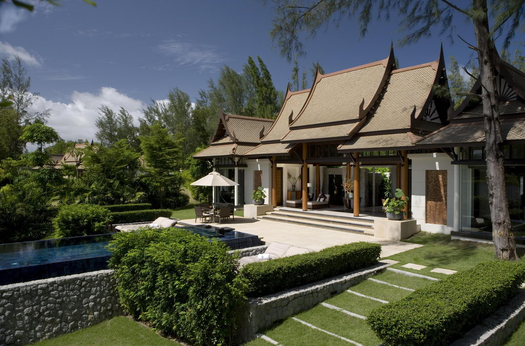 Отель Banyan Tree 5*