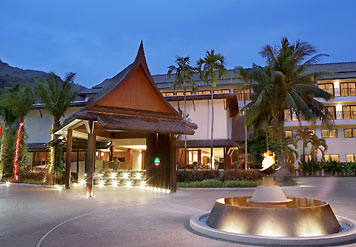 Отель Courtyard by Mariott Phuket at Kamala Beach 4*