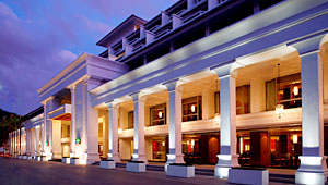 Отель Courtyard by Mariott Phuket at Patong Beach 4*