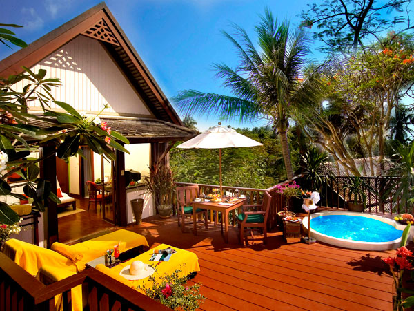 Отель Centara Villas Samui (ex. Central Samui Village)  4*