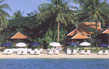Пляж отеля Chaweng Regent Beach Resort 4*