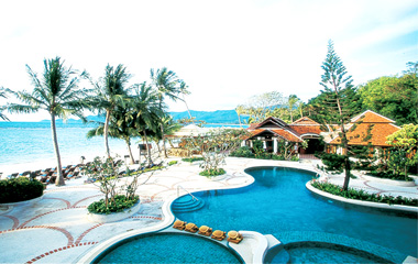 Отель Chaweng Regent Beach Resort 4*