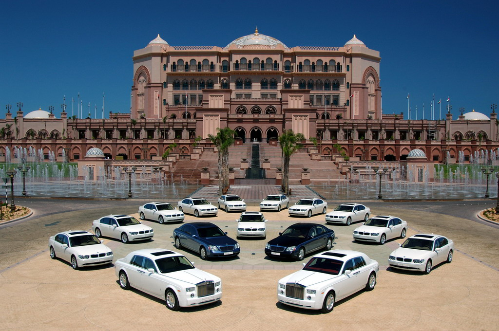 Отель Emirates Palace 5*
