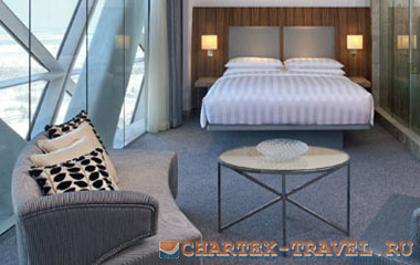 Номер отеля Hyatt Capital Gate 5*