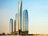 Отель Jumeirah at Etihad Towers 5*