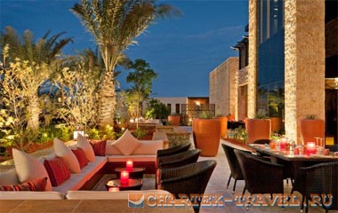 Ресторан отеля The Westin Abu Dhabi Golf Resort & Spa 5*