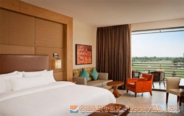 Номер отеля The Westin Abu Dhabi Golf Resort & Spa 5*